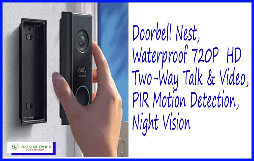Different Types Of the Best Doorbell Camera