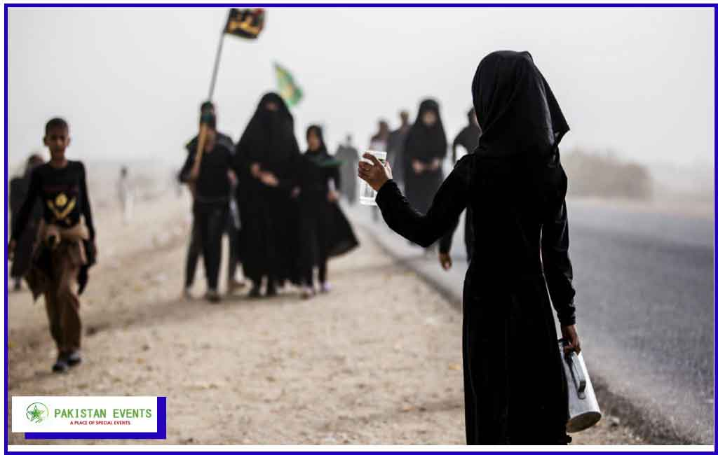 Travelers From Iraq To Arbaeen
