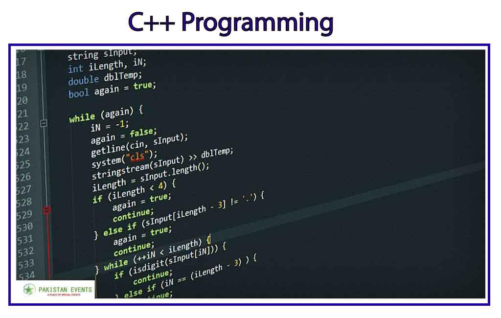 C++-Programming