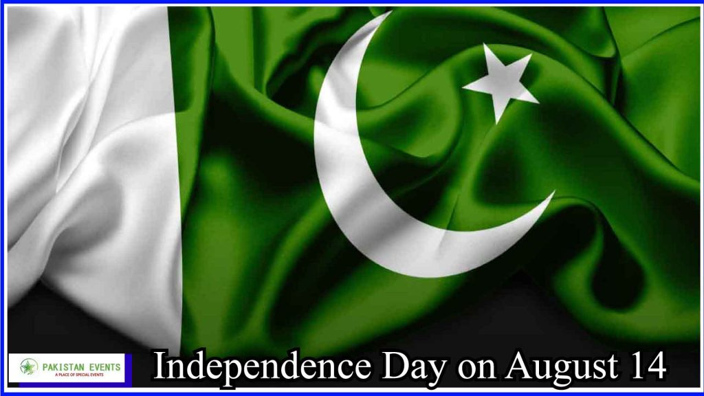 Independence Day on August 14