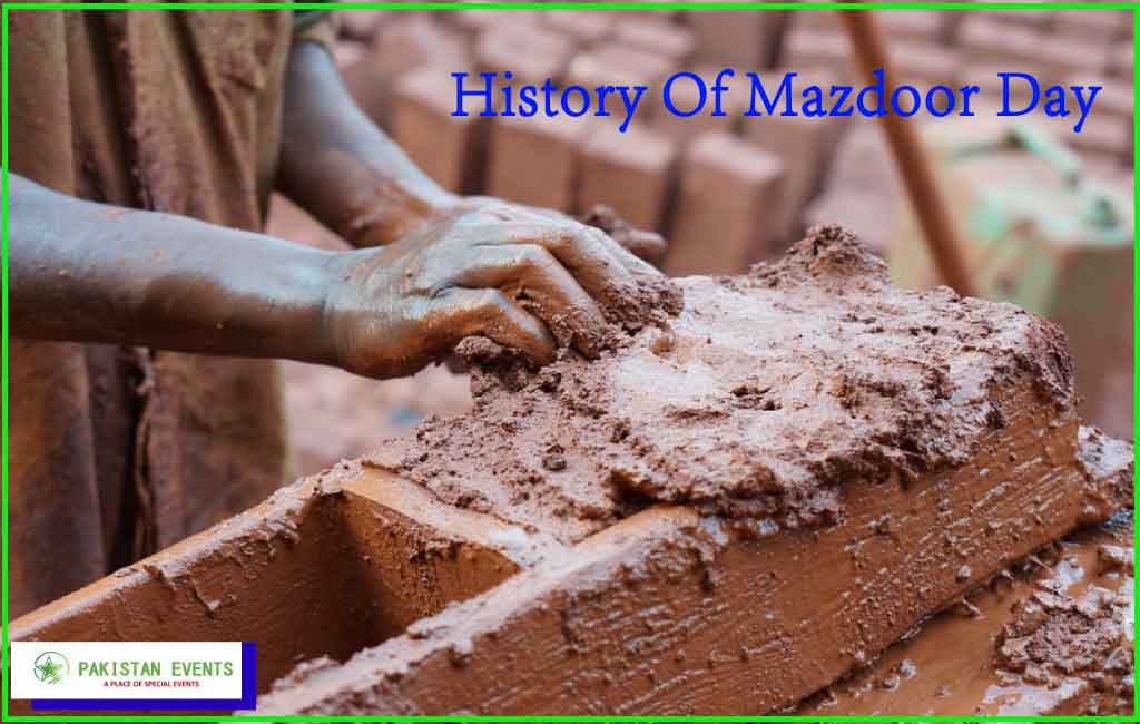History Of Mazdoor Day